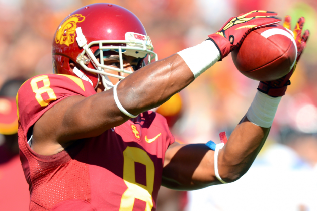 USC Football: WR George Farmer, 5-Star Frosh Su'a Cravens Hit Hard with Injuries