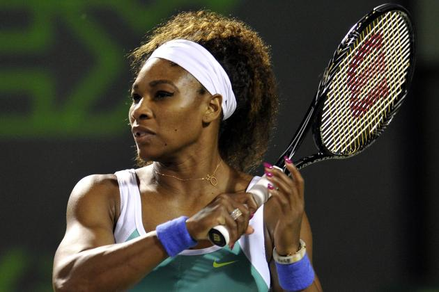Serena Sets Up Semis Matchup with Venus