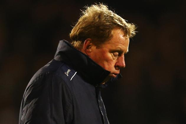Redknapp Praying the Ball Bounces QPR's vs. Wigan