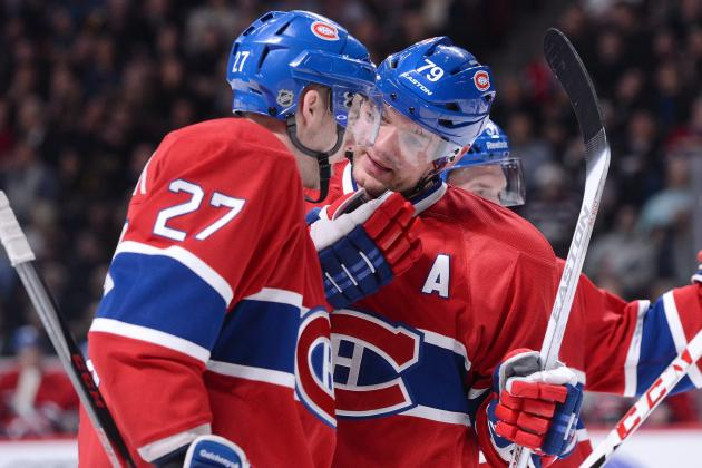 Galchenyuk, Markov: 2 Montreal Canadiens With Strong Masterton Trophy Cases