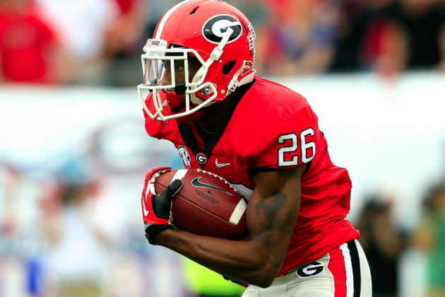 Georgia Football: Malcolm Mitchell Will Have Knee Arthroscopy, Miss Spring Game