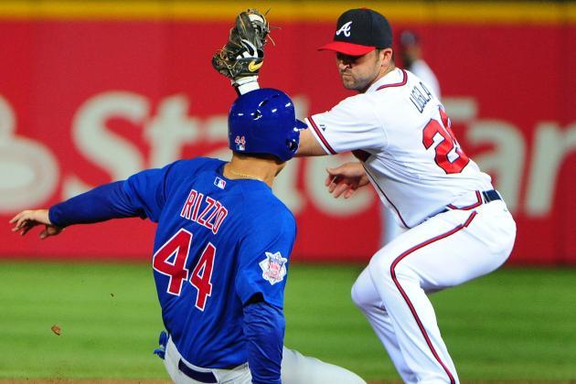 ESPN Gamecast: Cubs vs. Braves