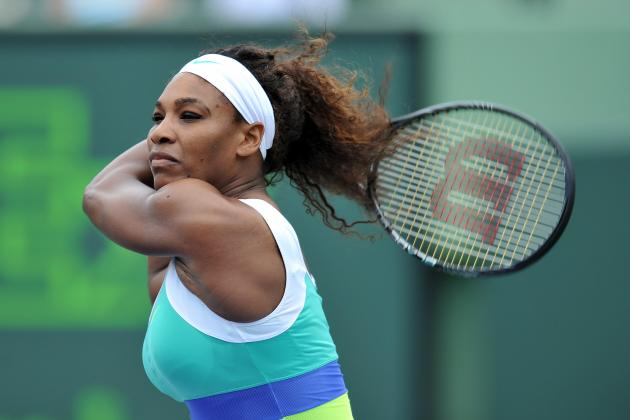 Serena Wins, Sets Up Semifinal Match vs. Venus