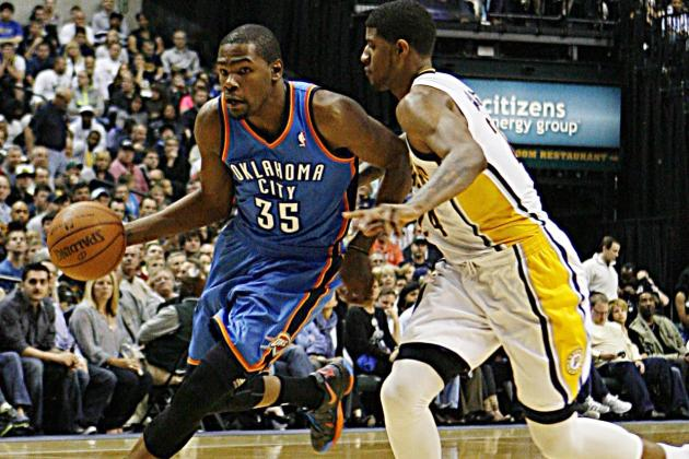 NBA Gamecast: Thunder vs. Pacers