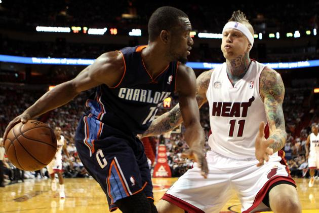 NBA Gamecast: Heat vs. Bobcats
