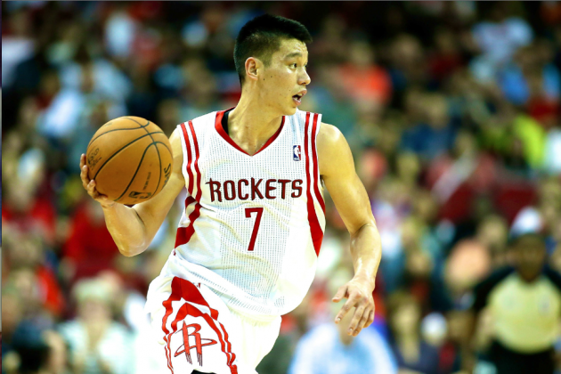 Jeremy Lin Is Quietly Having Huge Season as Rockets Aim to Crash Playoffs