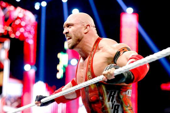 Ryback Wants to Unseat John Cena as the Top Guy in WWE