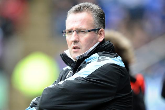 No Final Day Dramatics as Lambert Hopes to Get Villa over the Line Before