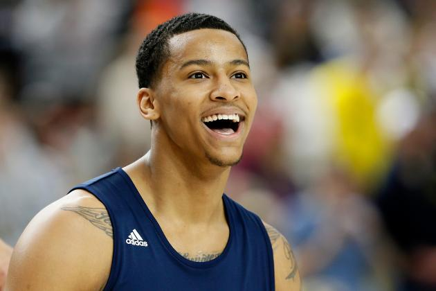 Trey Burke Racking Up Awards but Staying Focused