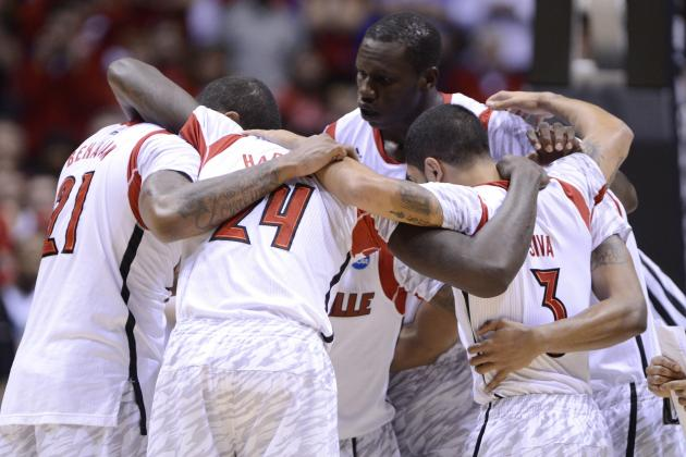 Louisville Basketball: Cardinals' Game Plan for Success vs. Wichita State