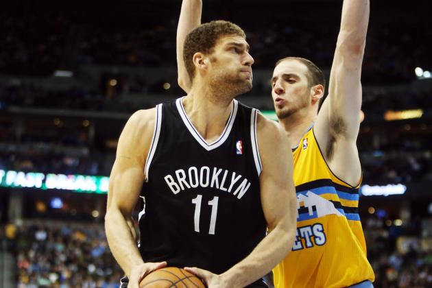 Brook Lopez Needs to Finish off His Hot Starts