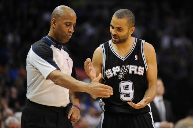 Will Tony Parker's Injuries and Stars' Age Spell End of Spurs' Title Run?