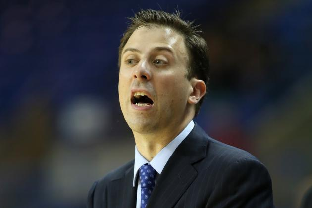 Richard Pitino Confident He Can Turn Minnesota Around