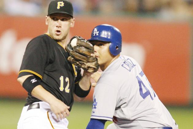 ESPN Gamecast: Pirates vs. Dodgers