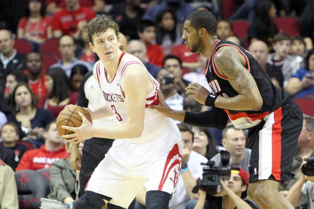 NBA Gamecast: Rockets vs. Blazers