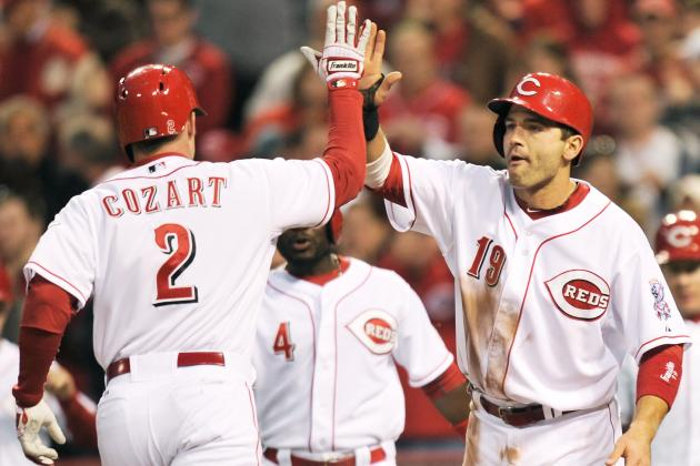 Reds 15, Nationals 0