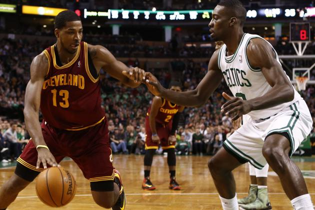 Cavs Snap 10-Game Skid with 97-91 Triumph over Celtics