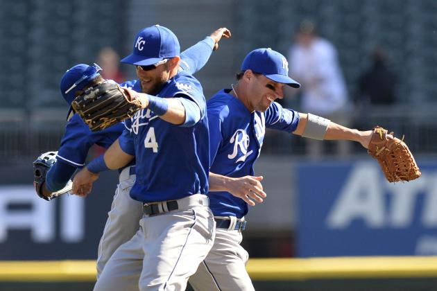 Royals' Attack Finally Shows Arizona Form in 13-4 Rout of Phillies