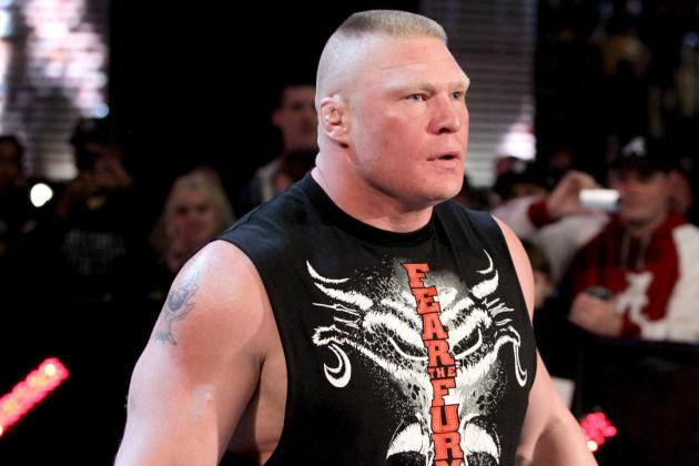 Brock Lesnar's Refusal to Do Media Promotion for WrestleMania Is the Right Move