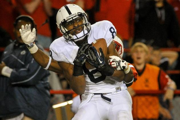 Penn State Football: Why Allen Robinson Will Repeat as Top WR in the B1G
