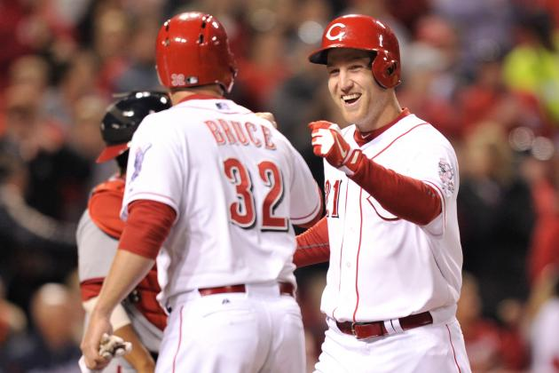 Cincinnati Reds Pummel the Washington Nationals 15-0 for 3rd Win of the Year