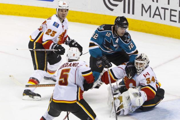 ESPN Gamecast: Flames vs. Sharks