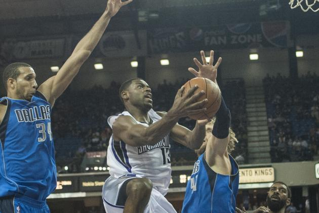 Recap:  Sacramento vs. Dallas
