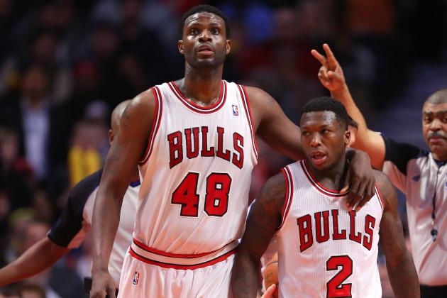 Nate Is Great Again for the Bulls