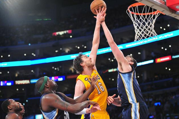 Rapid Reaction: Lakers 86, Grizzlies 84