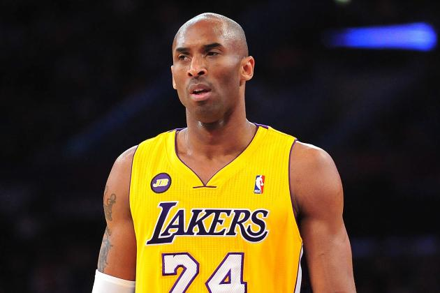 Kobe Bryant Passes Elvin Hayes on the All-Time Made Field Goals List