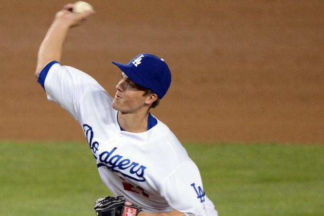 Dodgers' Greinke, Ethier Shine vs. Pirates