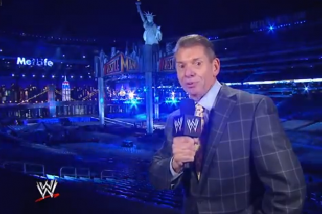 Vince McMahon's Big Reveal (w/Video)