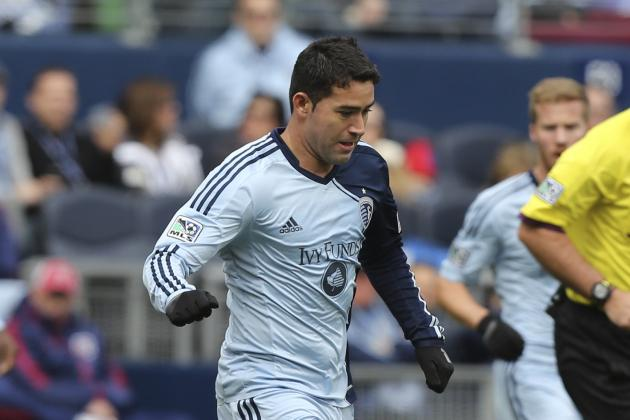Bieler Scores Late, Sporting Kansas City Defeats DC United