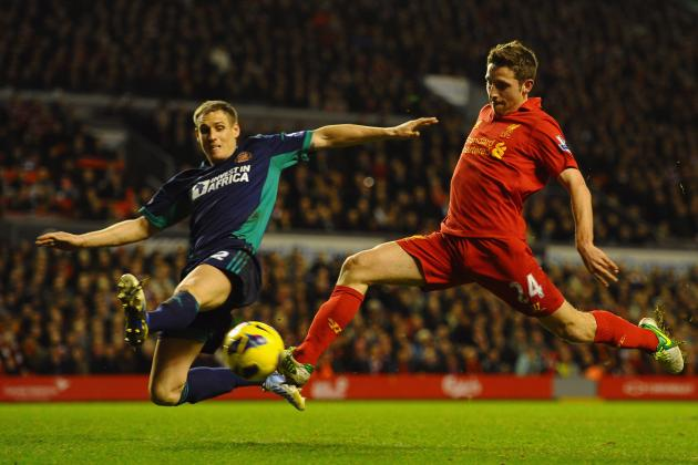Liverpool: Is Joe Allen in Danger of Losing His First-Team Place for Good?