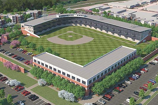 Historic Professional Baseball Stadium to Become Apartment Complex