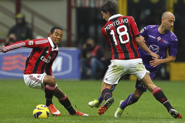 Fiorentina 2-2 AC Milan: Serie A as It Happened