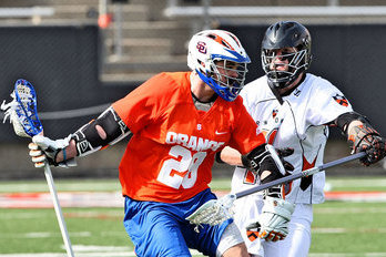 Princeton Hosts Syracuse in Top 10 Lacrosse Rivalry Match-Up