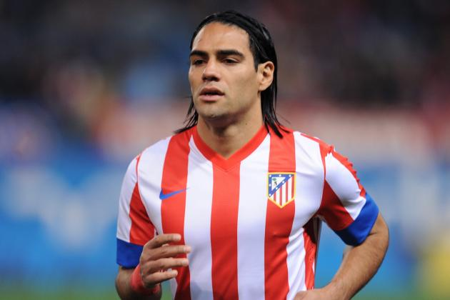 Transfer news: Chelsea, Man City and Real Madrid yet to make Falcao move