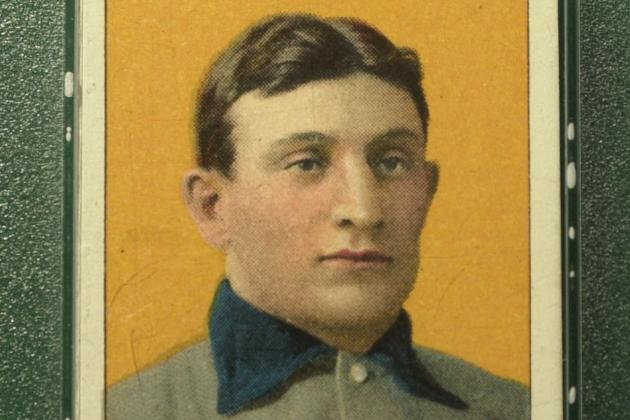 T206 Wagner Card Sets $2.1M Auction Mark