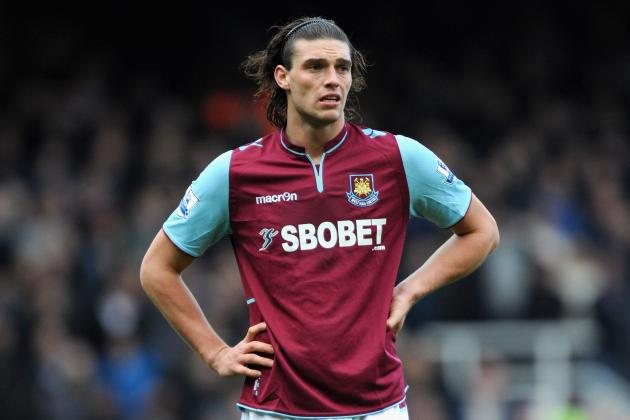 Liverpool Boss Brendan Rodgers Coy on Future of Andy Carroll