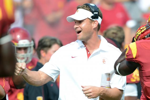 USC Football: Injury Issues Putting Lane Kiffin In a No-Win Situation.