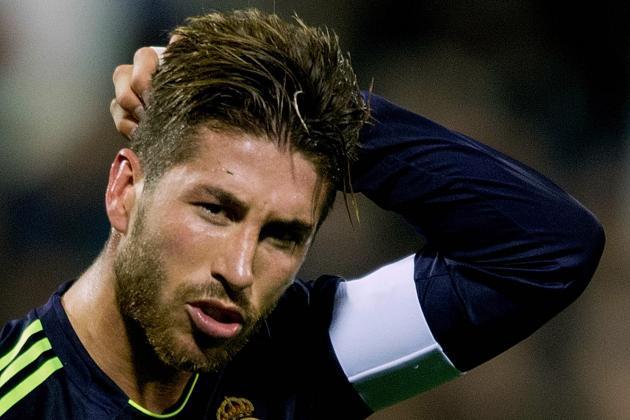 Barca Consider Sergio Ramos Move: Report