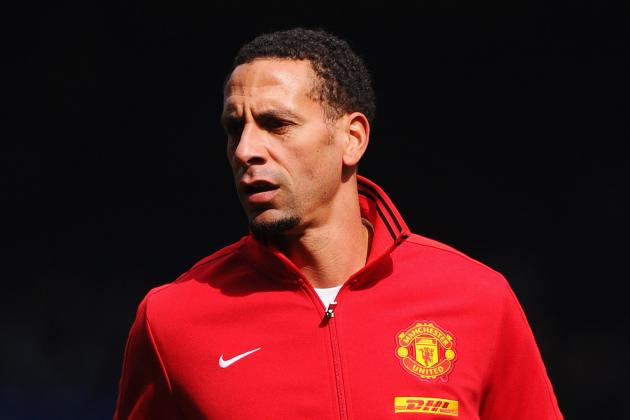 Rio Ferdinand Focused on Winning Derby, Records Can Wait