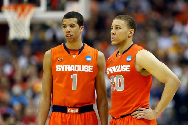 Syracuse Basketball: Orange Zone Won't Be Able to Slow Electric Michigan Offense
