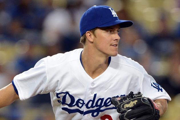 Zack Greinke Looks Worthy for Dodgers