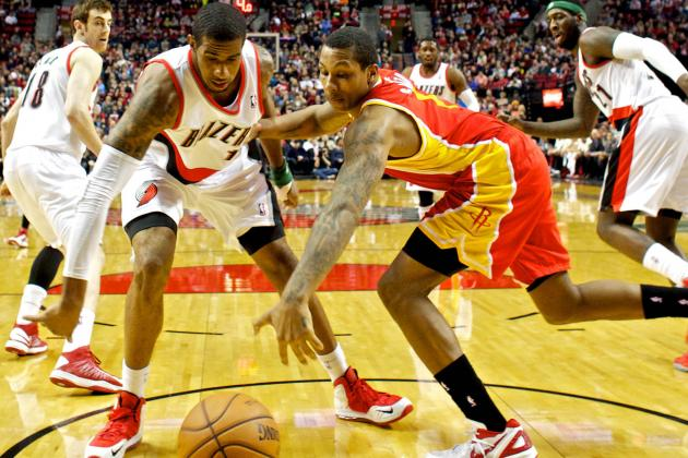 LaMarcus Aldridge Returns, Excels, but Blazers Can't Stop Rockets