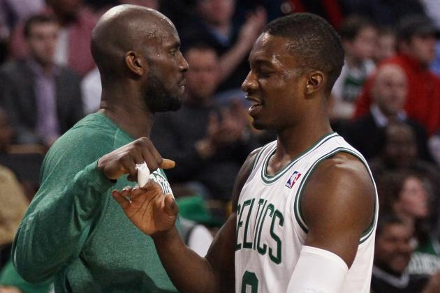 Green Taken Aback by Garnett's Praise