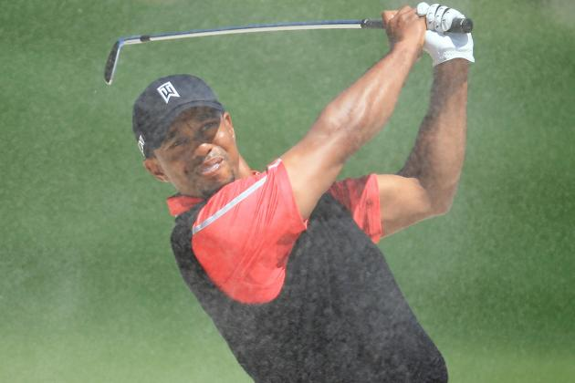 Tiger Woods Tries to End Long Drought at Augusta