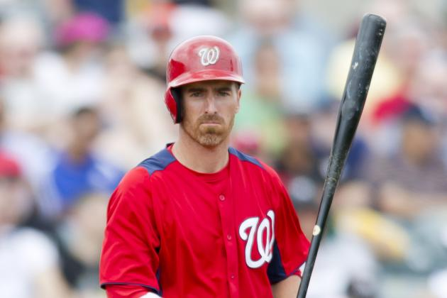 Adam LaRoche out of Lineup Today vs. Reds with Stiff Back