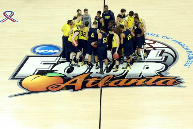 Final Four 2013 Schedule: Start Times and Live Stream Info
